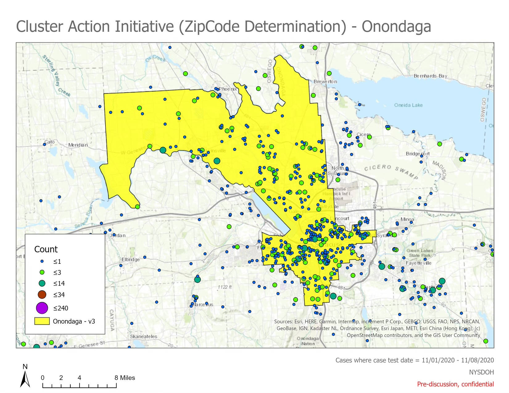 Dining Restrictions More School Testing As Syracuse Parts Of Onondaga County In Yellow Zone Wrvo Public Media