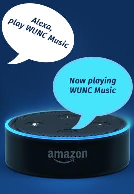 WUNC Music & Smart Speakers | WUNC