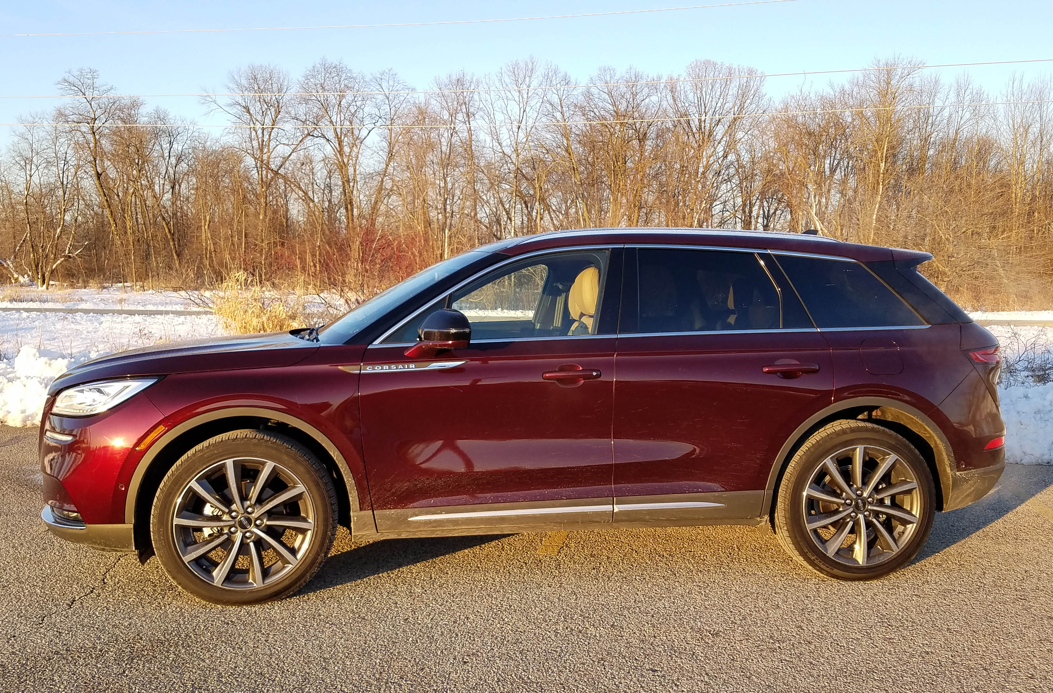 2020 Lincoln Corsair Awd Reserve Review Wuwm