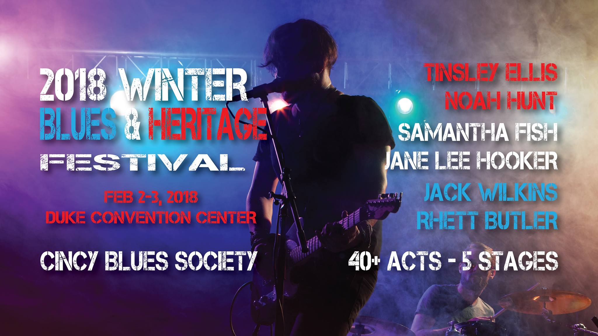 Winter Blues Heritage Festival Special On The Blues Wvxu
