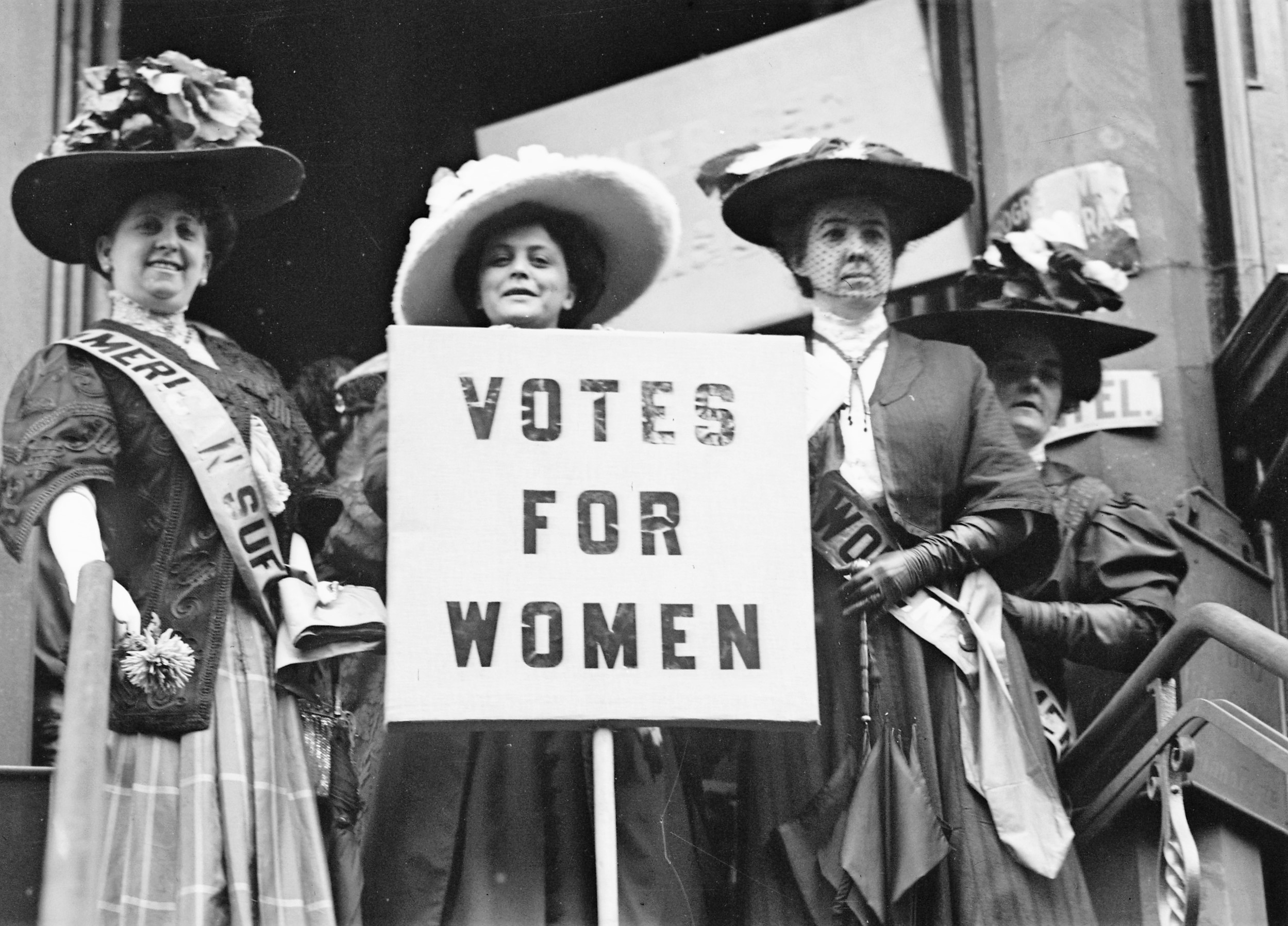 Exhibit Examines Ohio's Forgotten Role In The Women's Suffrage Movement |  WVXU