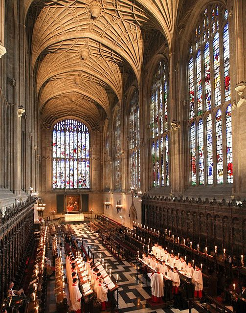 Kings College Christmas Broadcast 2021 Where To Listen A Festival Of Nine Lessons And Carols Thursday 12 24 20 10 00am Wxxi Fm